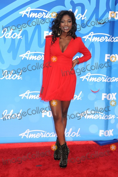 Amber Holcomb Photo - 16 May 2013 - Los Angeles California - Amber Holcomb American Idol 2013 Finale - Arrivals held at the Nokia Theatre LA Live Photo Credit Byron PurvisAdMedia