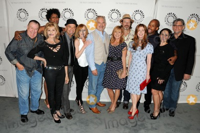 Troy Evans Photo - 13 September 2013 - Beverly Hills California - Troy Evans Concetta Tomei Nancy Giles Robert Picardo Marg Helgenberger  John Sacret Young Chloe Webb Brian Wimmer Dana Delany Michael Boatman Ricki Lake Jeff Kober PaleyFest Previews Fall TV Flashback - China Beach held at The Paley Center Photo Credit Byron PurvisAdMedia