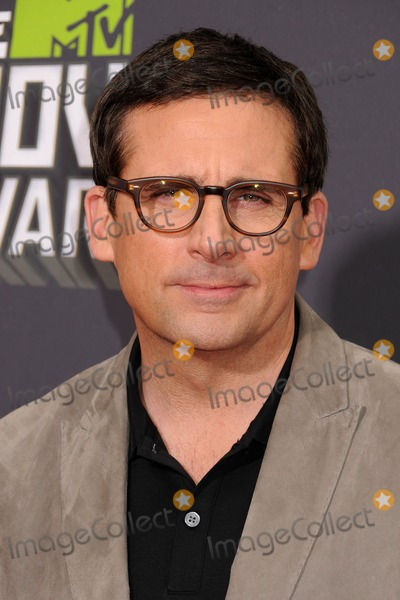 Steve Carell Photo - 14 April 2013 - Culver City California - Steve Carell 2013 MTV Movie Awards - Arrivals held at Sony Pictures Studios Photo Credit Byron PurvisAdMedia