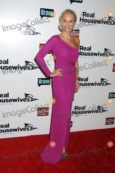 Yolanda Hadid Photo - 21 October 2012 - Hollywood California - Yolanda Hadid The Real Housewives of Beverly Hills 3rd Season Premiere Party held at the Roosevelt Hotel Photo Credit Byron PurvisAdMedia