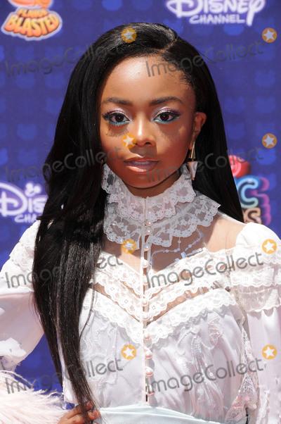 Skai Jackson Photo - 29 April 2017 - Los Angeles California - Skai Jackson 2017 Radio Disney Music Awards held at Microsoft Theater in Los Angeles Photo Credit Birdie ThompsonAdMedia