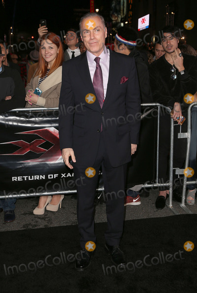 Al Sapienza Photo - 19 January 2017 - Hollywood California - Al Sapienza xXx Return Of Xander Cage Los Angeles Premiere held at the TCL Chinese Theatre Photo Credit F SadouAdMedia