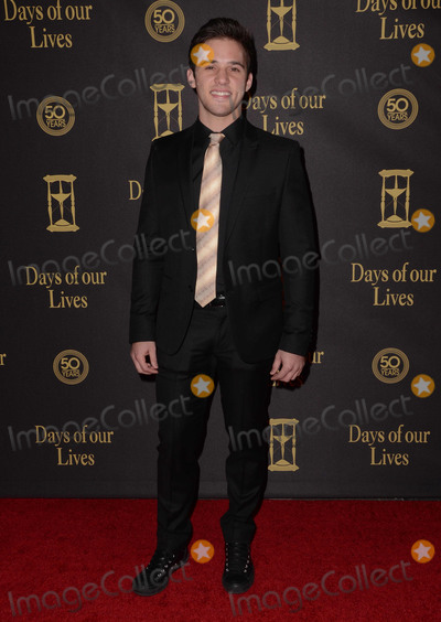 Casey Moss Photo - 07 November - Hollywood Ca - Casey Moss Arrivals for Days of Our Lives 50th Anniversary held Hollywood Palladium Photo Credit Birdie ThompsonAdMedia
