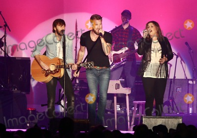 Hilary Scott Photo - 05 December 2014 - Las Vegas Nevada - Lady Antebellum Hilary Scott Charles Kelley Dave Haywood Lady Antebellum Maddie  Tae and David Nail perform at the Downtown Las Vegas Events center Photo Credit MJTAdMedia