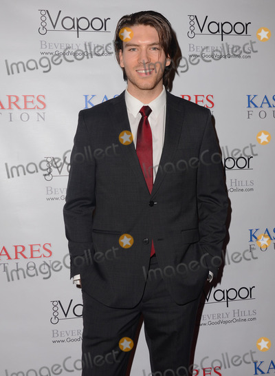 Jesse Kove Photo - 22 February 2014 - Universal City California - Jesse Kove Arrivals for the Kasem Cares Foundations first annual fundraiser at Good Vapor in Beverly Hills Ca Photo Credit Birdie ThompsonAdMedia