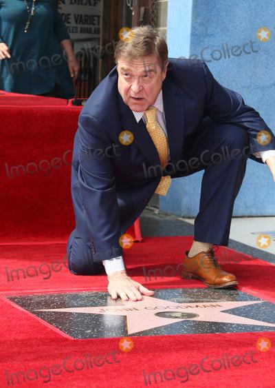 John Goodman Photo - 11 March 2017 - Hollywood California - John Goodman John Goodman Honored With Star On The Hollywood Walk Of Fame Photo Credit AdMedia