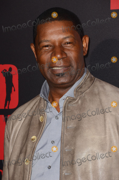 Kim Novak Photo - 11 March 2015 - Los Angeles California - Dennis Haysbert  Arrivals for Crackles world premiere original feature film Dead Rising Watchtower held at the Kim Novak Theater at Sony Pictures Studios Photo Credit Birdie ThompsonAdMedia