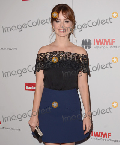 Ahna OReilly Photo - 27 October - Beverly Hills Ca - Ahna OReilly Arrivals for the 26th Annual International Womens Media Foundation Courage in Journalism Awards held at The Beverly Wilshire Hotel Photo Credit Birdie ThompsonAdMedia