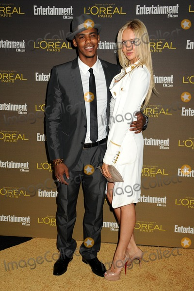 Amalie Wichmann Photo - 21 September 2012 - West Hollywood California - Mehcad Brooks Amalie Wichmann Entertainment Weeklys 2012 Pre-Emmy Party held at Fig  Olive Photo Credit Byron PurvisAdMedia