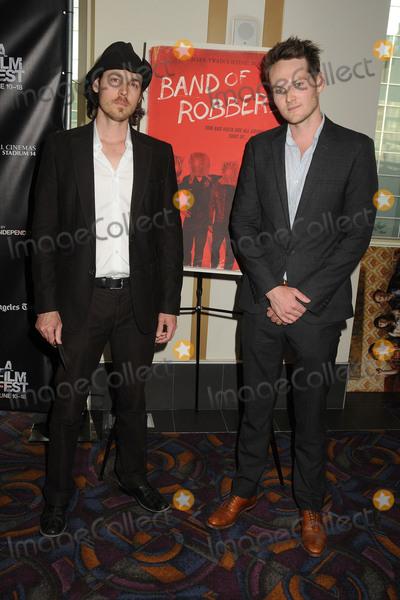 Adam Nee Photo - 13 June 2015 - Los Angeles California - Aaron Nee Adam Nee LA Film Festival 2015 Premiere of Band Of Robbers held at Regal Cinemas LA Live Photo Credit Byron PurvisAdMedia