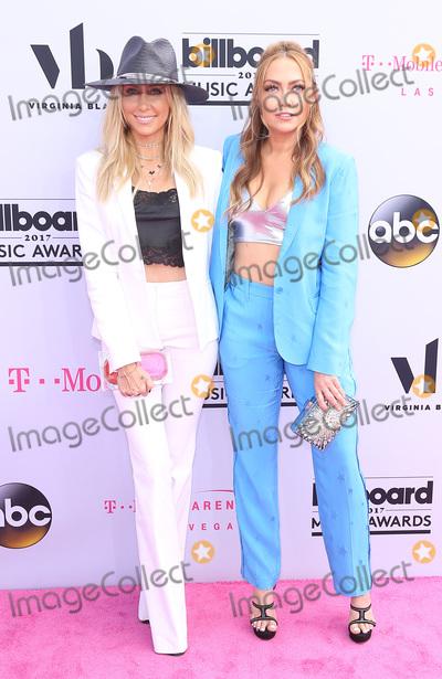 Brandy Photo - 21 May 2017 - Las Vegas Nevada -  Tish Cyrus Brandi Cyrus 2017 Billboard Music Awards Arrivals at T-Mobile Arena Photo Credit MJTAdMedia