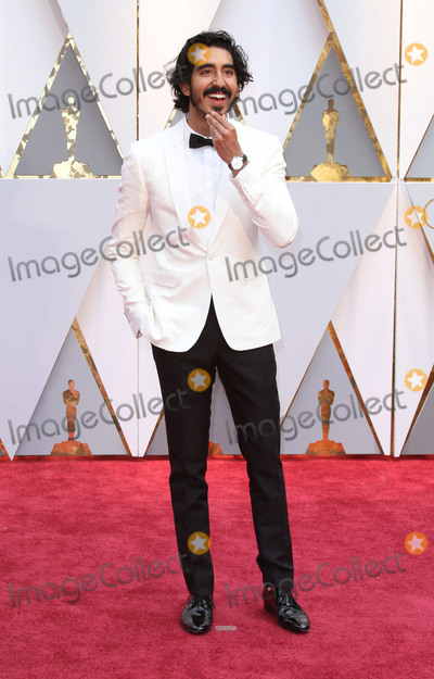 Dev Patel Photo - 26 February 2017 - Hollywood California - Dev Patel 89th Annual Academy Awards presented by the Academy of Motion Picture Arts and Sciences held at Hollywood  Highland Center Photo Credit AdMedia