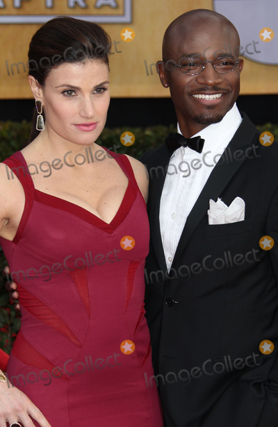 Taye Diggs Photo - 27 January 2013 - Los Angeles California - Taye Diggs 19th Annual Screen Actors Guild Awards - Arrivals held at The Shrine Auditorium Photo Credit Russ ElliotAdMedia