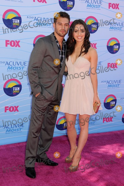 Kathryn McCormick Photo - 22 July 2012 - Universal City California - Ryan Guzman Kathryn McCormick Teen Choice Awards 2012 - Arrivals held at Gibson Amphitheatre Photo Credit Byron PurvisAdMedia