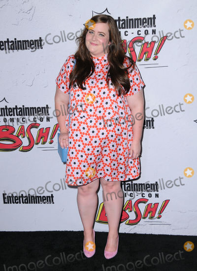 Aidy Bryant Photo - 22 July 2017 - San Diego California - Aidy Bryant 2017 Entertainment Weeklys Annual Comic-Con Party held at FLOAT At The Hard Rock Hotel in San Diego Photo Credit Birdie ThompsonAdMedia