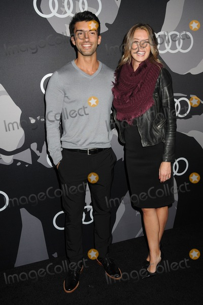 Emily Foxler Photo - 8 January 2015 - West Hollywood California - Justin Baldoni Emily Foxler Audis 2015 Golden Globe Awards Party held at Cecconis Photo Credit Byron PurvisAdMedia