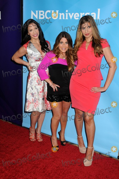 Ashlee White Photo - 22 April 2013 - Pasadena California - Joey Lauren Ashlee White Chanel Omari NBC Universal Summer Press Day 2013 held at the The Langham Huntington Hotel  Spa Photo Credit Byron PurvisAdMedia