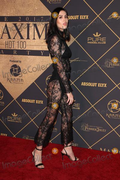 Amelia Hamlin Photo - 25 June 2017 - Hollywood California - Amelia Hamlin 2017 MAXIM Hot 100 Party held at the Hollywood Palladium Photo Credit F SadouAdMedia