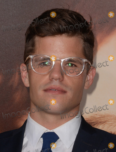 Charlie Carver Photo - 21 November - Westwood Ca - Charlie Carver Arrivals for the premiere of Focus Features The Danish Girl held at Regency Westwood Village Theater Photo Credit Birdie ThompsonAdMedia
