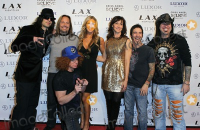 Alicia Jacobs Photo - 11 December 2010 - Las Vegas Nevada - Criss Angel Vince Neil Alicia Jacobs Renee West Micky James Michael Godard Carrot Top  Criss Angel celebrates his birthday and 1000th Criss Angel BeLIEve show at LAX Nightclub inside the Luxor Resort Hotel and Casino  Photo Credit MJTAdMedia