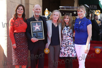 Amy Madigan Photo - 13 March 2015 - Hollywood California - Marcia Gay Harden Ed Harris Amy Madigan Holly Hunter Glenne Headly Ed Harris Star ceremony held on the Hollywood Walk Of Fame Photo Credit F SadouAdMedia
