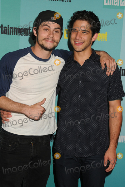 Tyler Posey Photo - 11 July 2015 - San Diego California - Dylan OBrien Tyler Posey Entertainment Weekly 2015 Comic-Con Celebration held at Float at the Hard Rock Hotel Photo Credit Byron PurvisAdMedia
