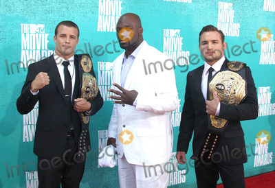 King Mo Photo - 03 June 2012 - Universal City California - Pat Curran King Mo  Michael Chandler 2012 MTV Movie Awards held at the Gibson Amphitheatre Photo Credit Lee ShermanStarlitepicsAdMedia