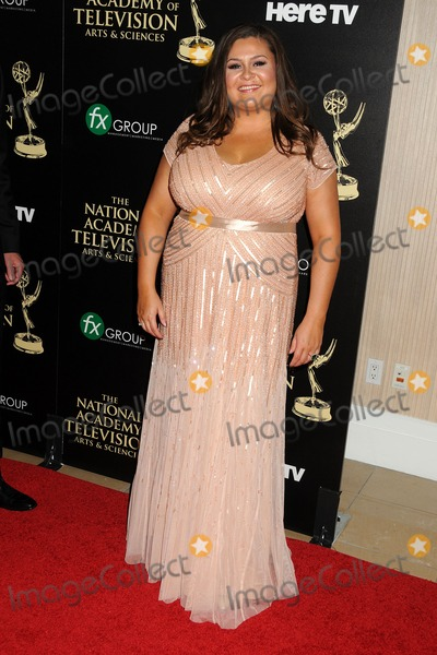 Angelica McDaniel Photo - 22 June 2014 - Beverly Hills California - Angelica McDaniel 41st Annual Daytime Emmy Awards - Arrivals held at The Beverly Hilton Hotel Photo Credit Byron PurvisAdMedia