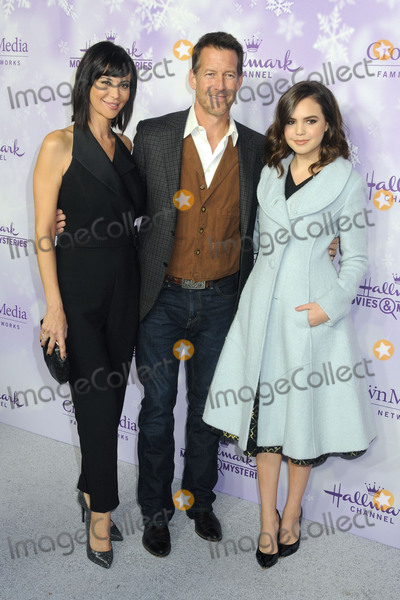 Bailee Madison Photo - 8 January 2016 - Pasadena California - Catherine Bell James Denton Bailee Madison Hallmark Channel Winter 2016 Television Critics Association Press Tour held at Tournament House Photo Credit Byron PurvisAdMedia