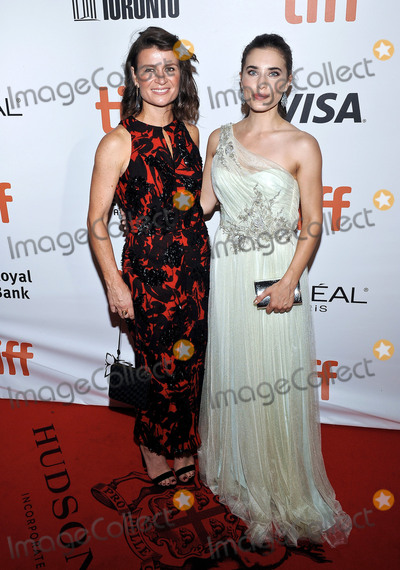 Alix Angelis Photo - 08 September 2016 - Toronto Ontario Canada - Carrie Lazar Alix Angelis The Magnificent Seven Premiere during the 2016 Toronto International Film Festival held at Roy Thomson Hall Photo Credit Brent PerniacAdMedia