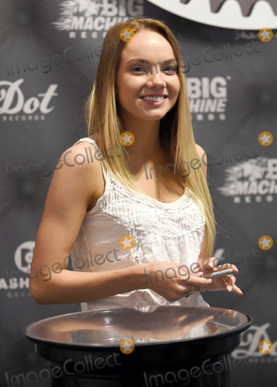 Danielle Bradbery Photo - 10 June 2016 - Nashville Tennessee - Danielle Bradbery 2016 CMA Music Festival at Music City Center Photo Credit Laura FarrAdMedia