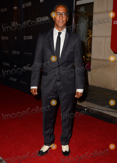 Andre Royo Photo - 25 February 2014 - Beverly Hills California - Andre Royo Arrivals for the ICON MANNs 2 annual Power 50 pre-Oscar dinner at The Peninsula Hotel in Beverly Hills Ca Photo Credit Birdie ThompsonAdMedia
