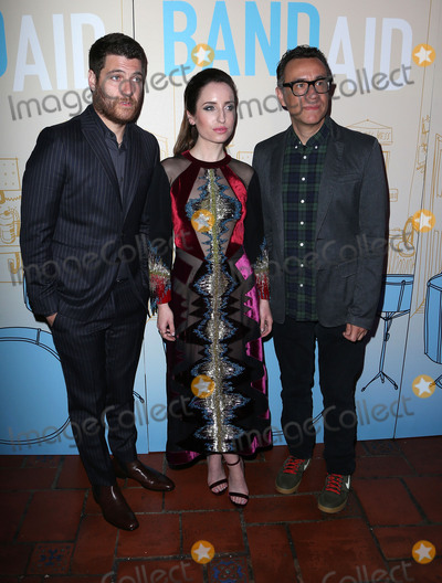Adam Pally Photo - 30 May 2017 - Los Angeles California - Adam Pally Zoe Lister-Jones Fred Armisen Premiere Of IFC Films Band Aid held at The Theatre at Ace Hotel Photo Credit F SadouAdMedia