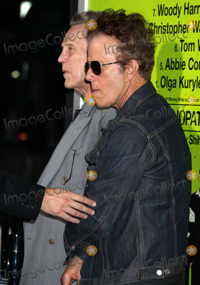 Christopher Walken Photo - 1 October 2012 - Westwood California - Christopher Walken Tom Waits Seven Psychopaths - Los Angeles Premiere Held At The Mann Bruin Theatre Photo Credit Russ ElliotAdMedia