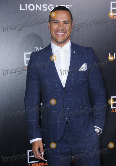 Andre Hall Photo - 17 October 2016 - Hollywood California Andre Hall Premiere Of Lionsgates Boo A Madea Halloween held at ArcLight Cinerama Dome Photo Credit Birdie ThompsonAdMedia