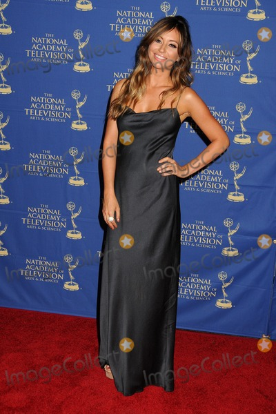 Nicole Dabeau Photo - 20 June 2014 - Los Angeles California - Nicole Dabeau 41st Annual Daytime Creative Emmy Awards Gala - Arrivals held at the Westin Bonaventure Hotel Photo Credit Byron PurvisAdMedia