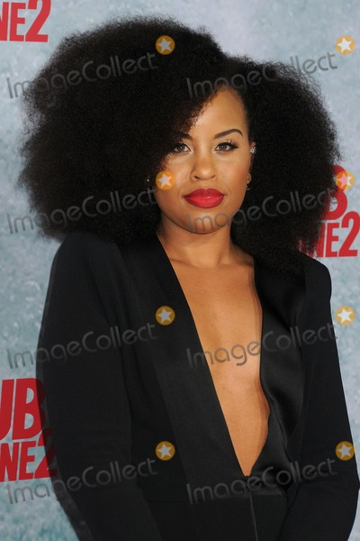 Kellee Stewart Photo - 18 February 2015 - Westwood California - Kellee Stewart Hot Tub Time Machine 2 Los Angeles Premiere held at the Regency Village Theatre Photo Credit Byron PurvisAdMedia