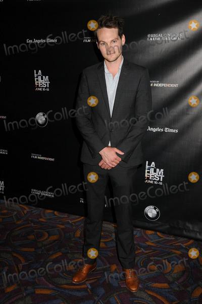 Adam Nee Photo - 13 June 2015 - Los Angeles California - Adam Nee LA Film Festival 2015 Premiere of Band Of Robbers held at Regal Cinemas LA Live Photo Credit Byron PurvisAdMedia