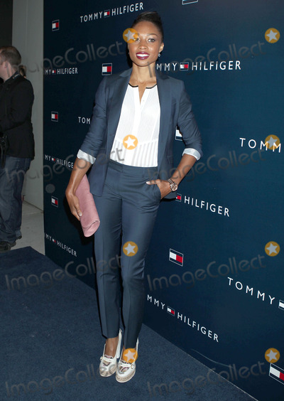 Allyson Felix Photo - 13 February 2013 - West Hollywood California - Allyson Felix Tommy Hilfiger West Coast Flagship Grand Opening Event Photo Credit AdMedia