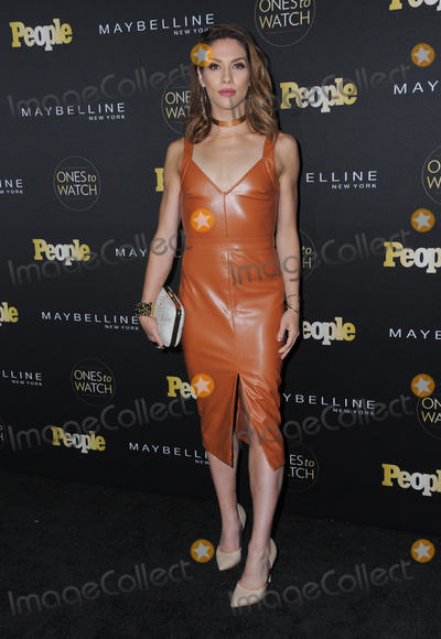 Alison Holker Photo - 13 October 2016 - West Hollywood California Alison Holker 2016 Peoples Ones To Watch Event held at EP  LP Photo Credit Birdie ThompsonAdMedia