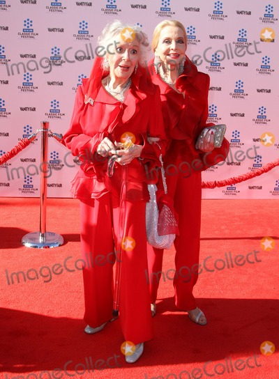 Anne Jefferys Photo - 28 April 2011 - Hollywood California - Ann Rutherford and Anne Jefferys 2011 TCM Classic Film Festival Opening Night Held At The Grauman Chineses Theatre Photo Kevan BrooksAdMedia