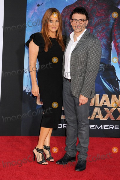 Anthony Russo Photo - 21 July 2014 - Hollywood California - Ann Russo Anthony Russo Guardians Of The Galaxy Los Angeles Premiere held at the Dolby Theatre Photo Credit Byron PurvisAdMedia