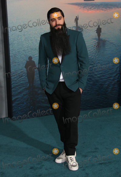 Jordan Vogt-Roberts Photo - 08 March 2017 - Hollywood California - Jordan Vogt-Roberts Kong Skull Island Los Angeles Premiere held at Dolby Theatre Photo Credit AdMedia