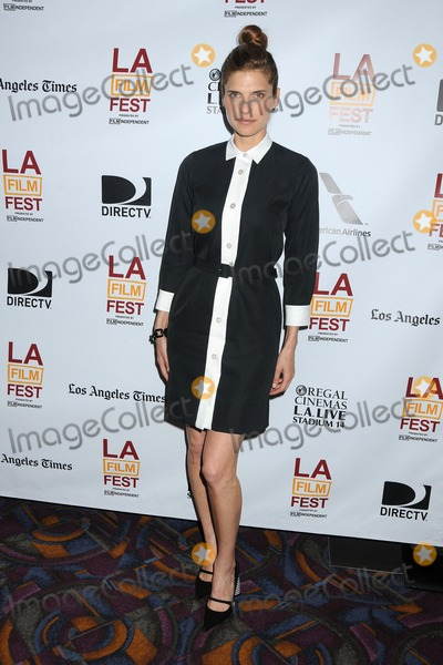 Lake Bell Photo - 15 June 2013 - Los Angeles California - Lake Bell Los Angeles Film Festival 2013 Screening of In A World held at Regal Cinemas LA Live Photo Credit Byron PurvisAdMedia