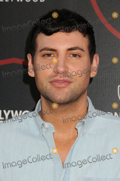 Alx James Photo - 14 July 2015 - Burbank California - Alx James Warner Bros Studio Tour Stage 48 Script to Screen Launch Event held at Warner Bros Studios Photo Credit Byron PurvisAdMedia