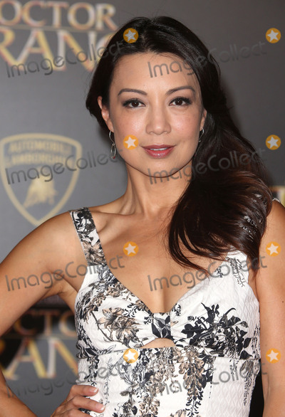Ming-Na Wen Photo - 20 October 2016 - Hollywood California - Ming-Na Wen Doctor Strange Los Angeles Premiere held at El Capitan Theatre Photo Credit F SadouAdMedia