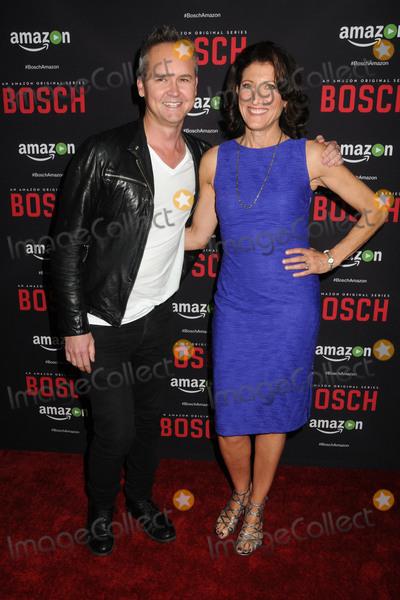 Amy Aquino Photo - 3 March 2016 - West Hollywood California - Roy Price Amy Aquino Amazon Original Series Bosch Season 2 Premiere held at the Pacific Design Center Photo Credit Byron PurvisAdMedia