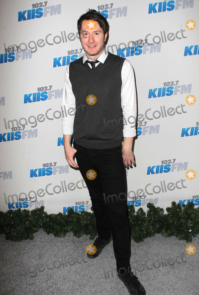 Adam Young Photo - 3 December 2012 - Los Angeles California - Adam Young Owl City KIIS FM 2012 Jingle Ball - Night 2 held at Nokia Theatre LA Live Photo Credit Kevan BrooksAdMedia