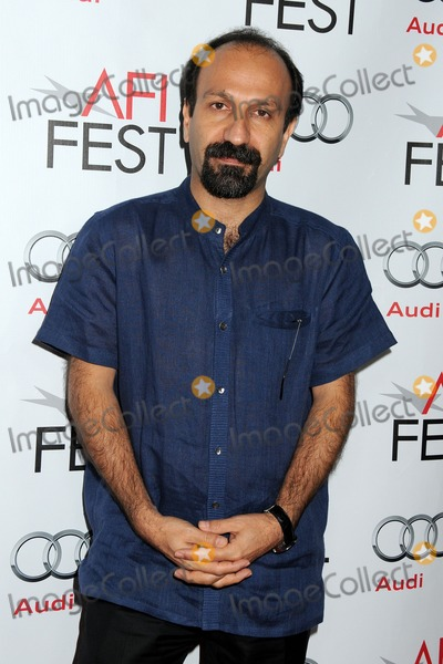 Asghar Farhadi Photo - 10 November 2013 - Hollywood California - Asghar Farhadi AFI FEST 2013 - The Past Screening held at the Egyptian Theatre Photo Credit Byron PurvisAdMedia