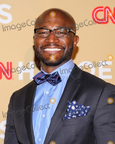 Taye Diggs Photo - 18 November 2014 - New York New York - Taye Diggs CNN Heroes Gala Photo Credit Mario SantoroAdMedia